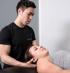 MSK chiropractor